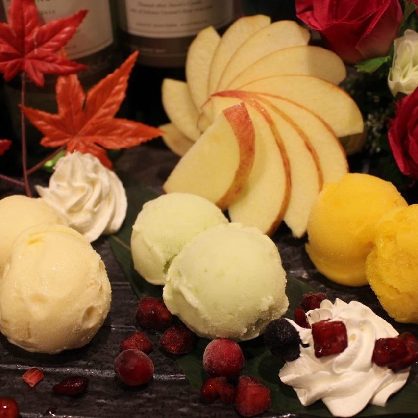 季节性冰糕
