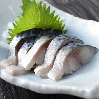 建金花鲭鱼