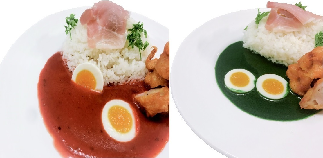 The beginning of the AR showdown Curry