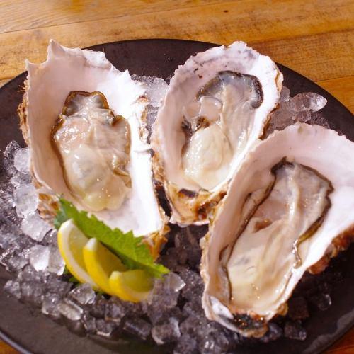 宮城県気仙沼産の「牡蠣」は濃厚で美味!~生牡蠣・焼き牡蠣・ポワレ~