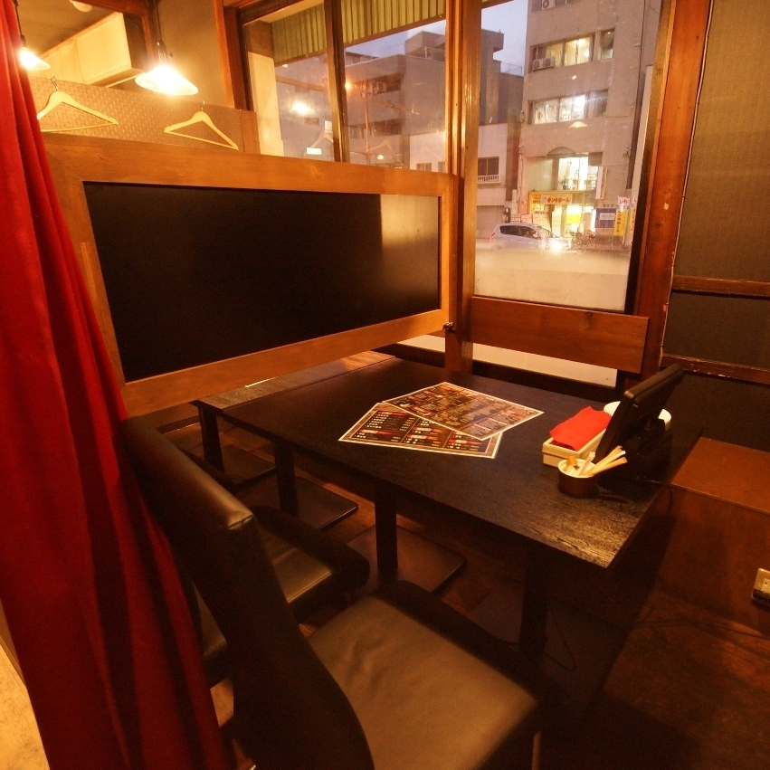 Private room on the first floor with night view.Up to 8 people can use it