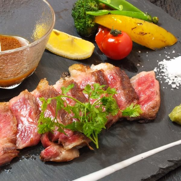 Carpaccio, raw ham, homemade pickles, tapas, meat dishes, such as fish dishes, such as