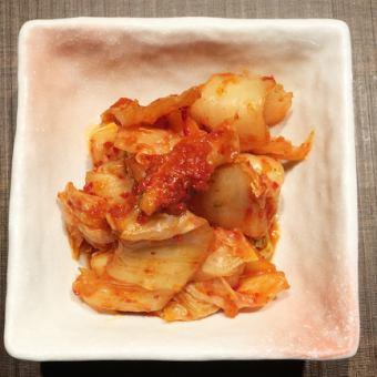 中国的白菜泡菜