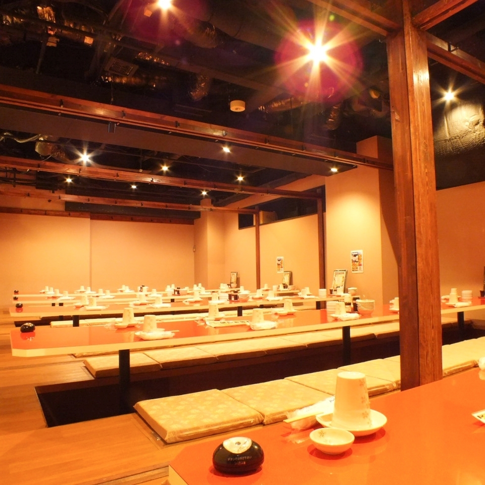 30 to 50 private rooms ☆ Sake and Wash and meat and vegetables Kannai store ☆