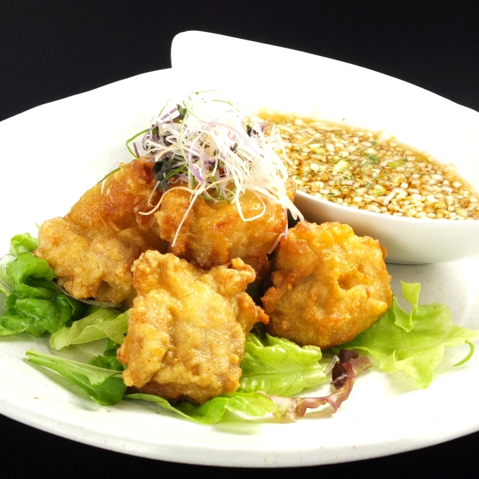 036 Special fried chicken ~ oil gone source ~