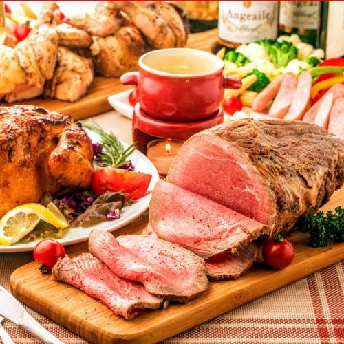 舌の上でとろける♪至極の肉料理の数々を堪能できる肉バル♪