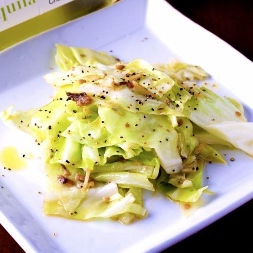 アンチョビキャベツ《Anchovy & cabbage》