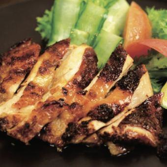 ベトナム風レモングラスチキングリル《Lemon grass grilled chicken》