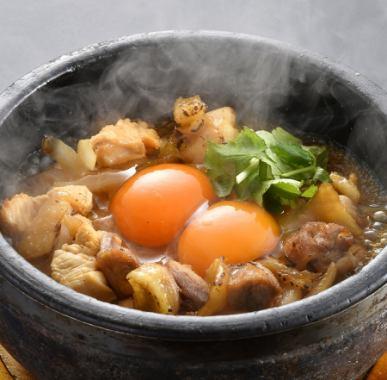 名古屋Cochin石頭烤洋蔥和碗