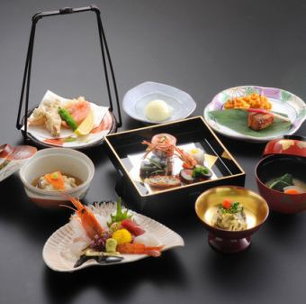 【2-hour all-you-can-drink banquet plan】 Four season's meeting course 10000 yen