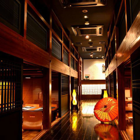 Enhanced private room for small number of people ★