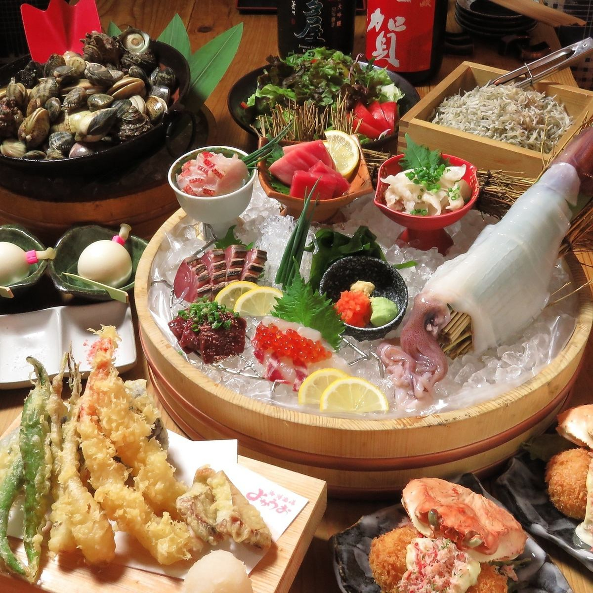 Go To Eatお食事券、Tポイントのご利用頂けます!宴会も少人数から承ります!