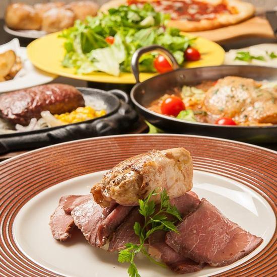羅西尼風格,如鵝肝醬,富含木炭和烤牛肉♪