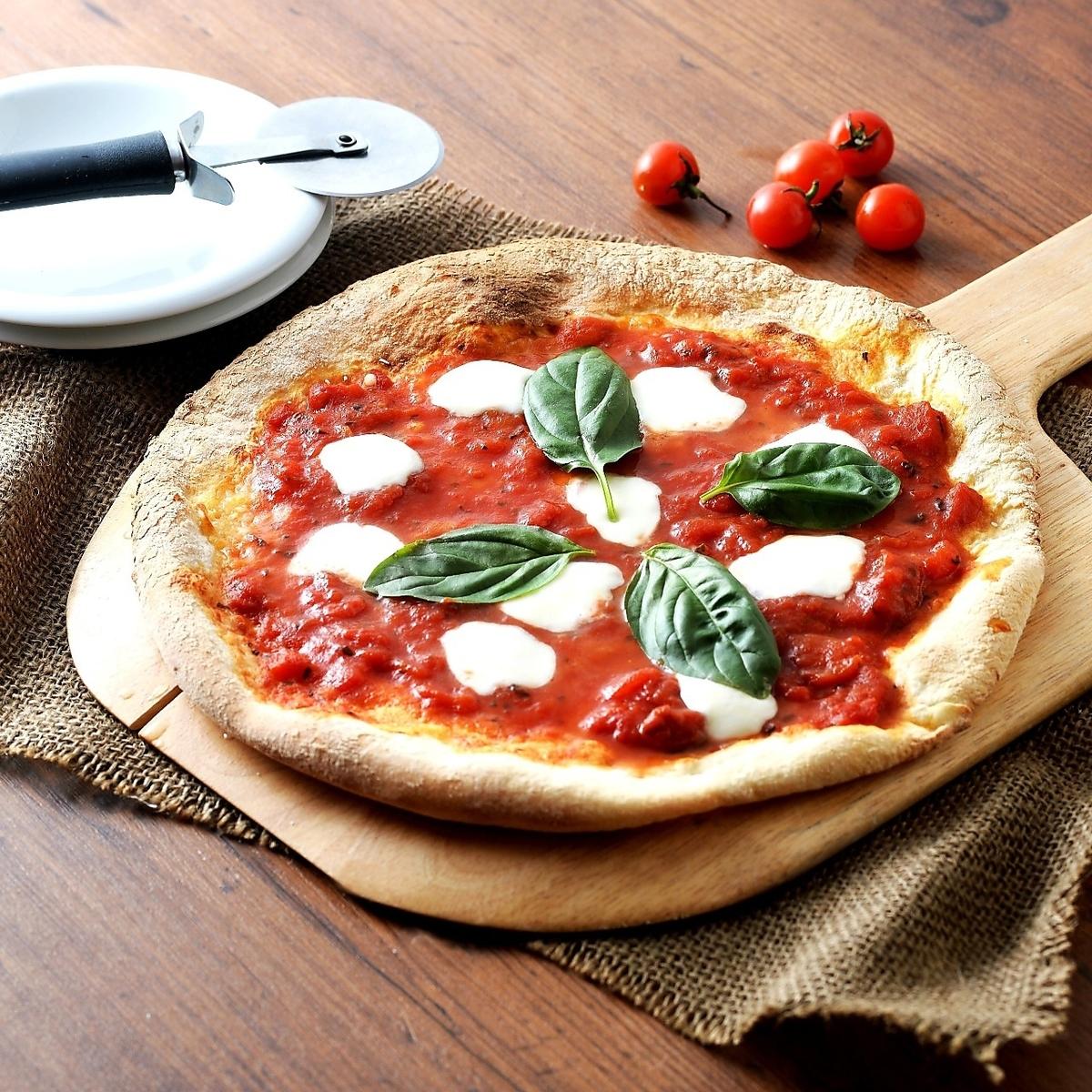 ◇自製番茄醬和Midgerda奶酪Margherita