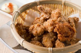 Cartilage Fried chicken