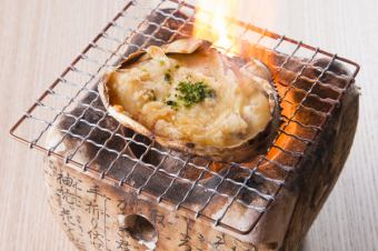 Crab meat cracker