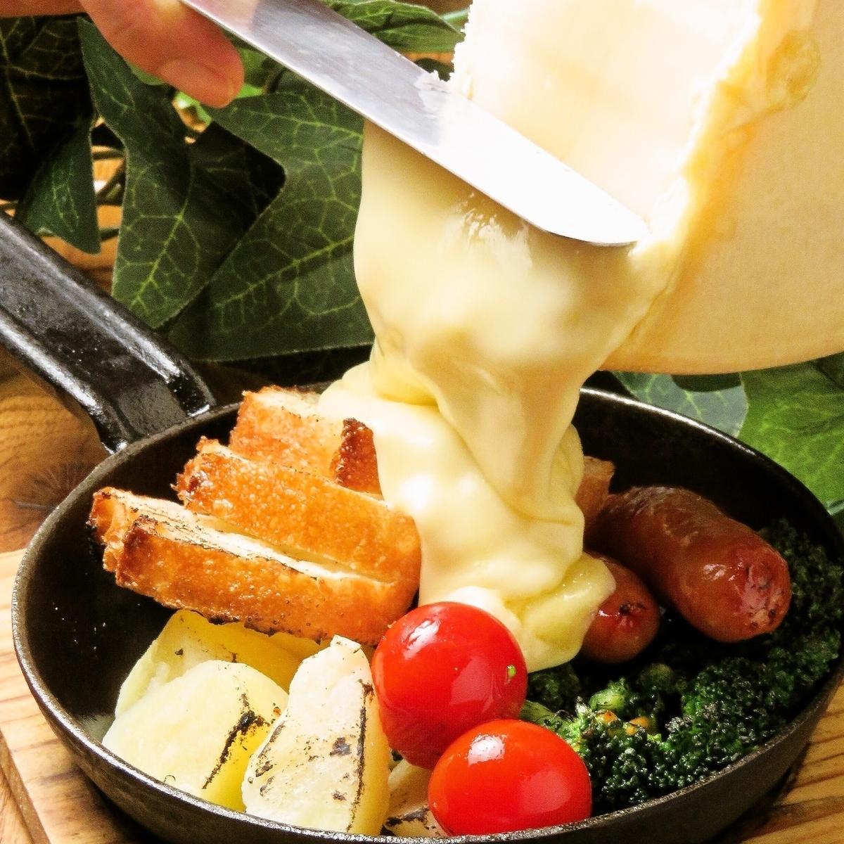 とろ~りラクレットチーズ