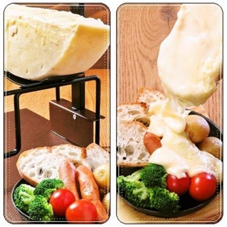 ハイジのチーズとして有名★ラクレットチーズ!