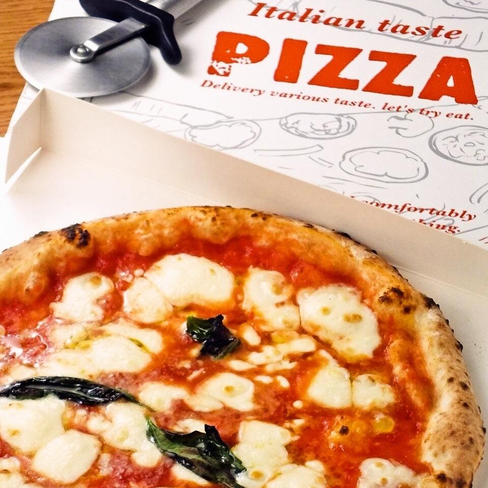 【石窯ピザ】お好きなナポリPIZZA※テイクアウトもOK!