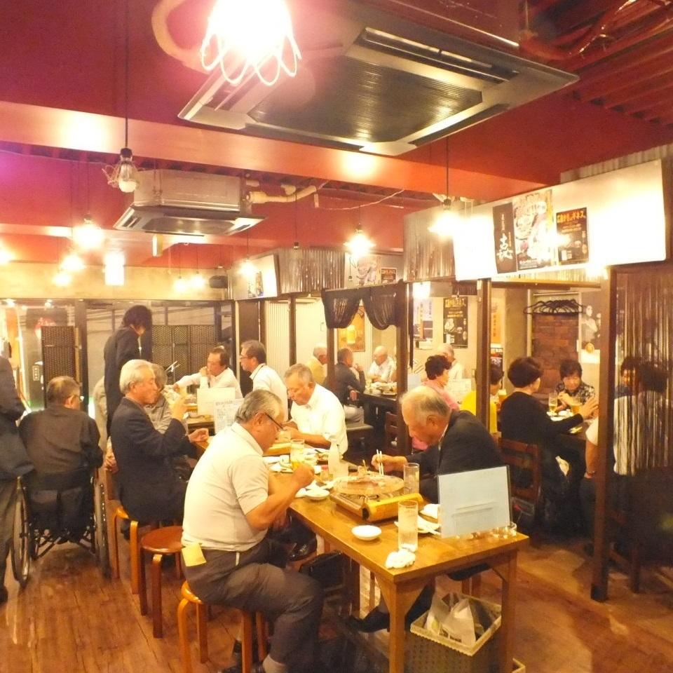 広島で珍しい水晶焼居酒屋