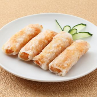 Spring roll (4 pieces)