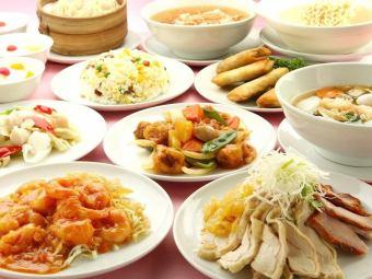 【台灣家庭套餐】全部10件10500日元(3~4份)