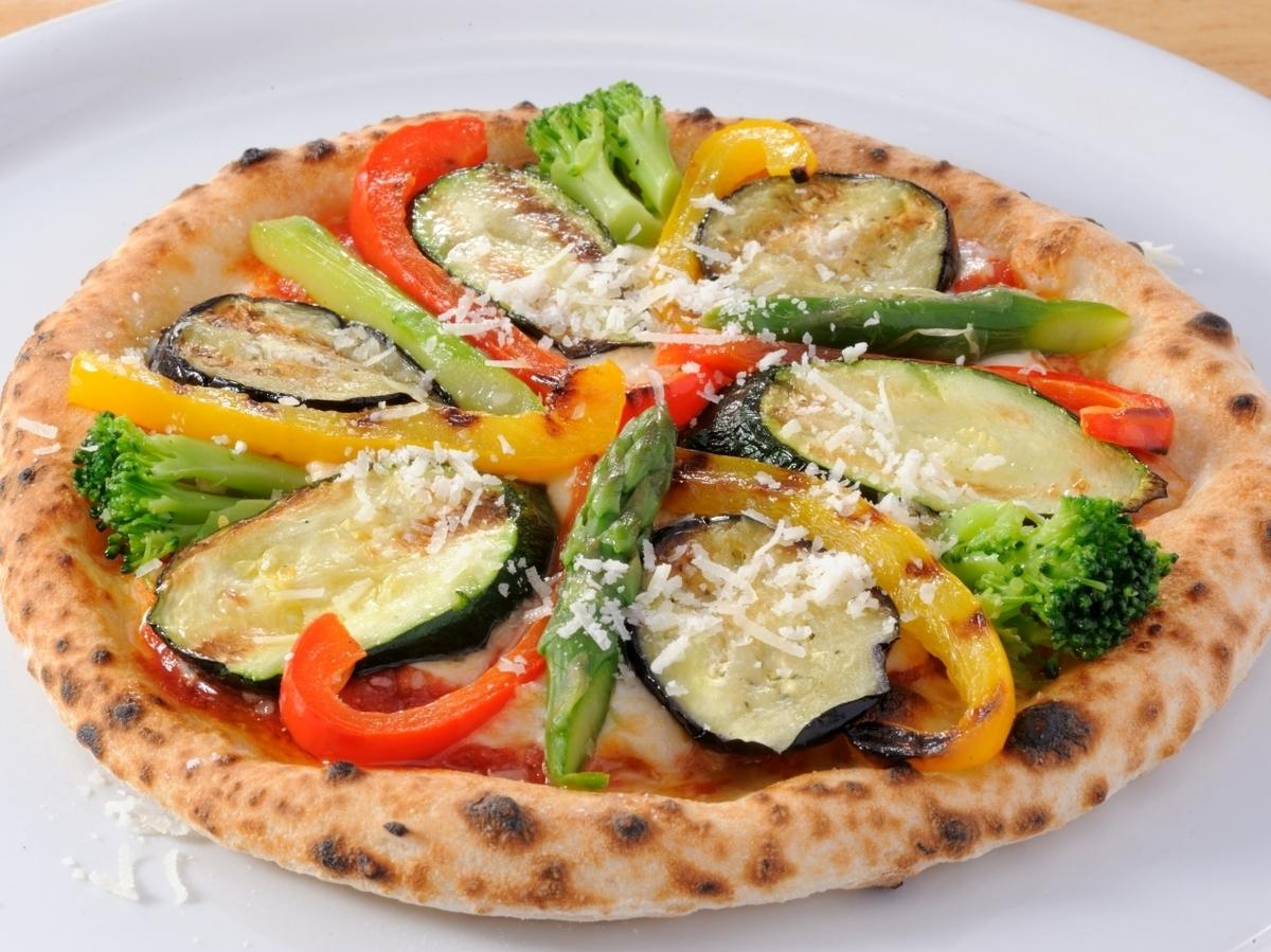 時令蔬菜Ortrana