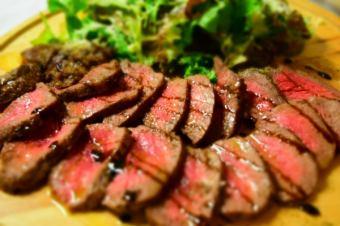 牛肉のタリアータ 150g