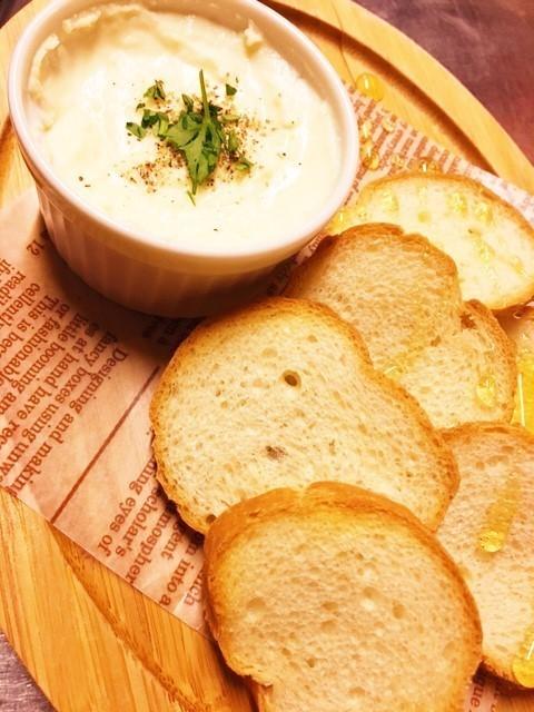 Gorgonzola's mashed potatoes