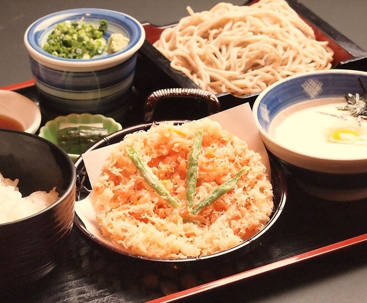 Shizuoka set menu