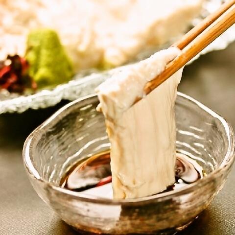 炒炒的腐竹生鱼片