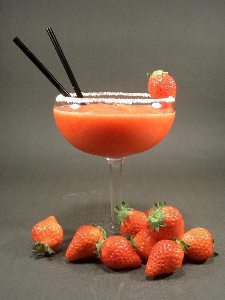 冷凍瑪格麗塔草莓