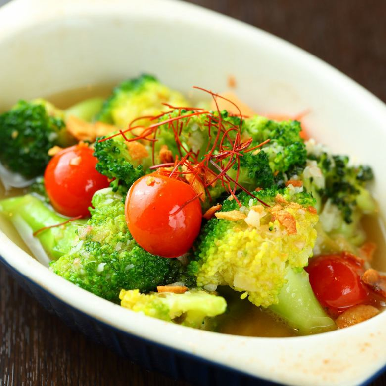 Broccoli and Anchovy's Arlio Orio