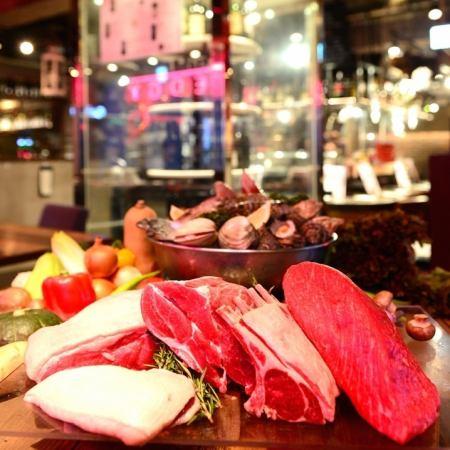 【贅沢】豪華な高級食材をふんだんに使ったお料理ばかりを揃えました!飲み放題付6,000円
