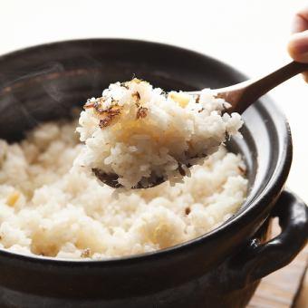 [鯛魚稻]鍋稻