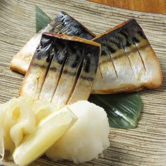 布蘭鯖魚炙烤