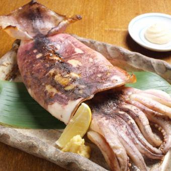 幹魷魚真隔夜