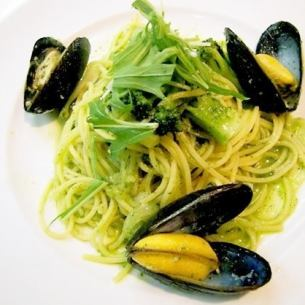 Mussels of the Genovese