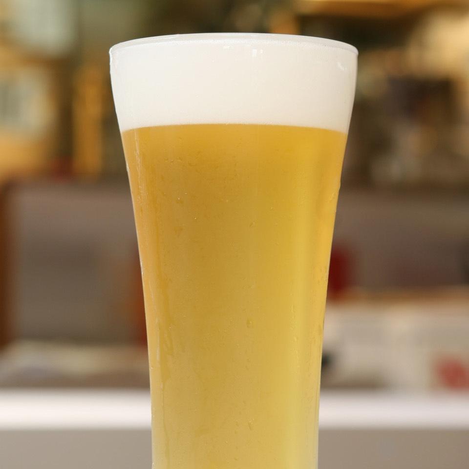 Augus Beer White - August Beer White (Belgian White Ale) ~