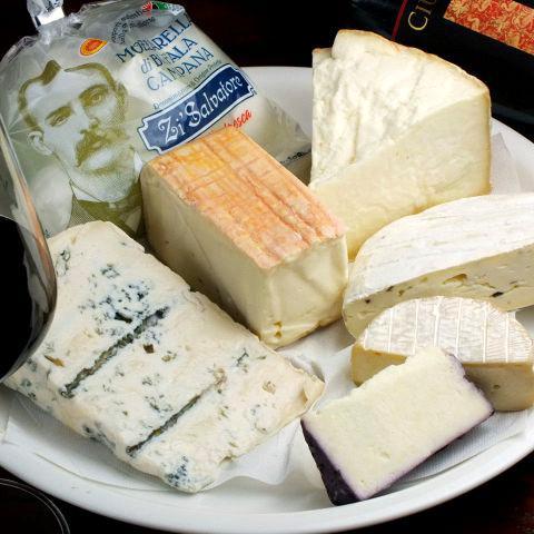 3種チーズ盛り