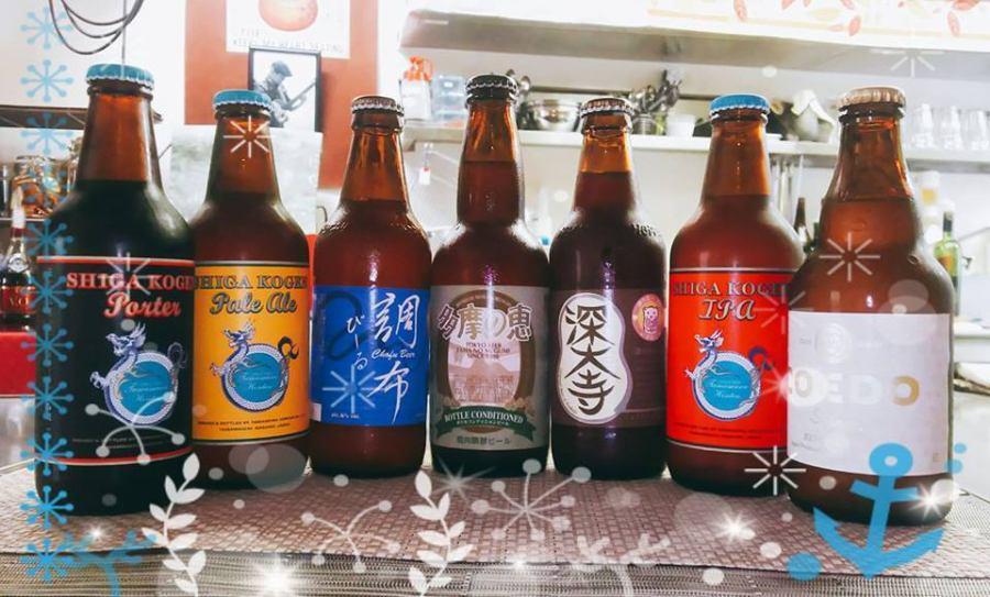 クラフトビール各種