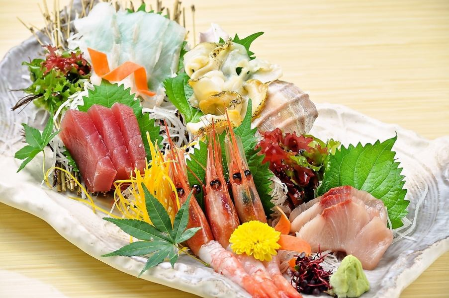 【Build fresh fresh fish】 Random three pieces / Honorable 5 points / Huge catchment