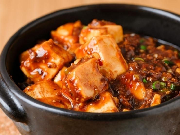 四川麻布豆腐