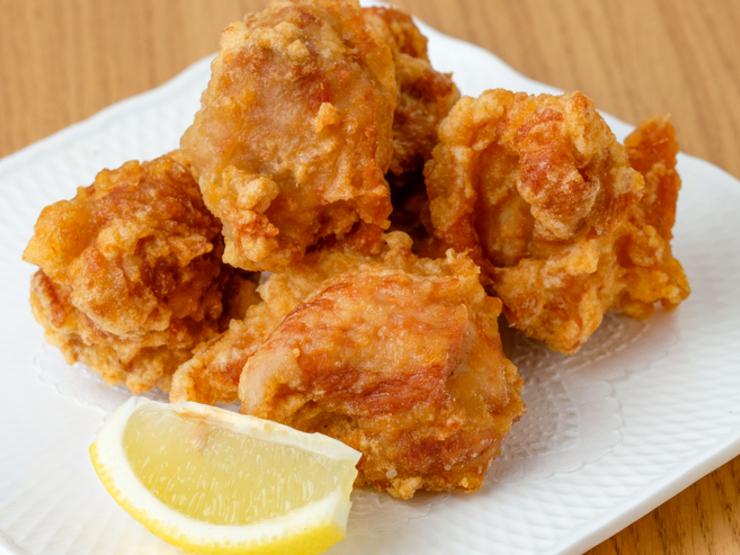 닭 튀김 Deep fried chicken