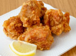 Deep fried chicken from fried chicken
