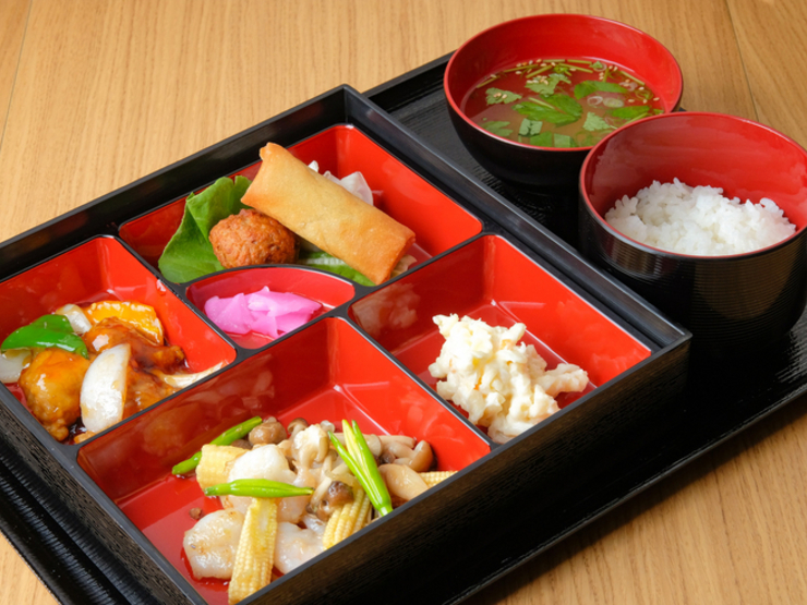 Puripuri蝦餃糖醋口味炒蝦套餐