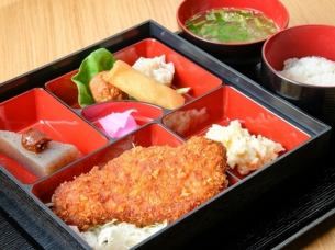 Tonkatsu Gozen Pork cutlet Set Meal
