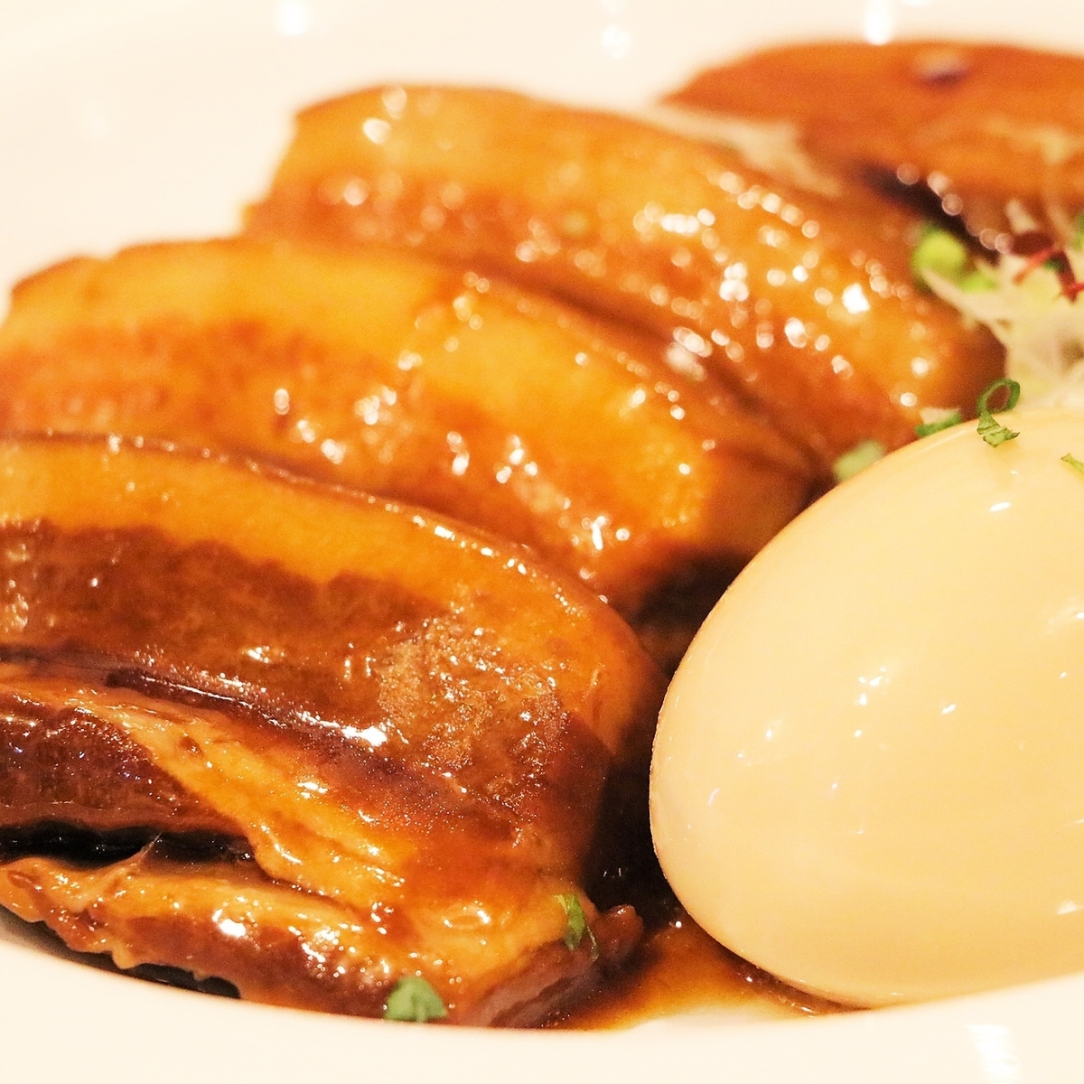 【名物】特製豚の角煮