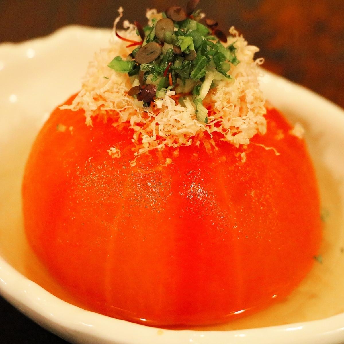 【オススメ】トマトの煮込み