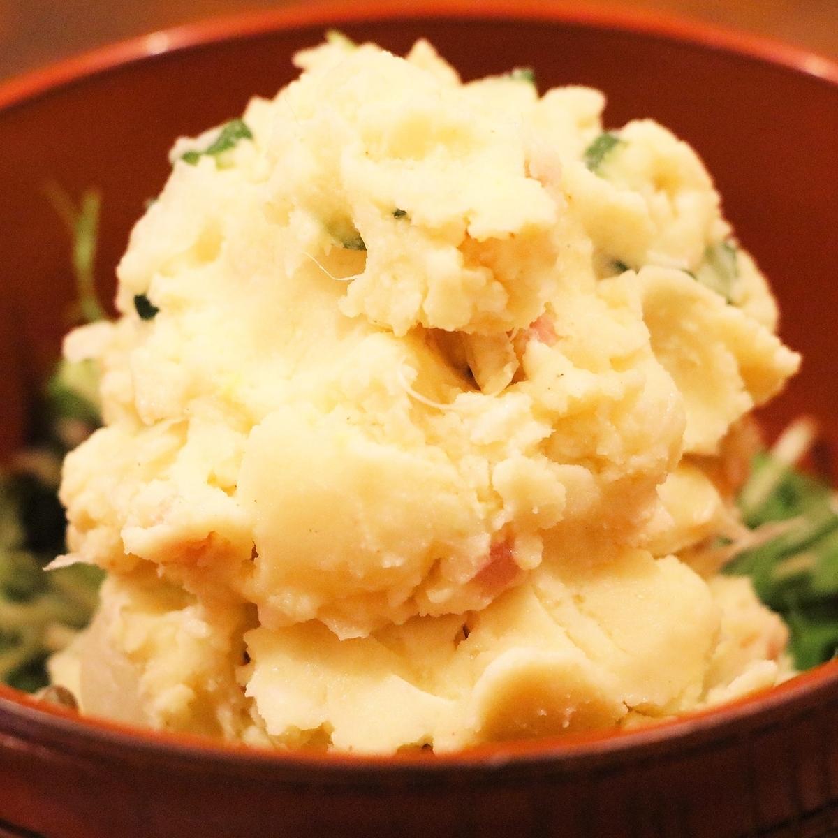【オススメ】煮込み家のポテトサラダ